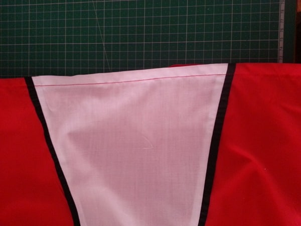 Sew a Queen of Hearts Dress (16)