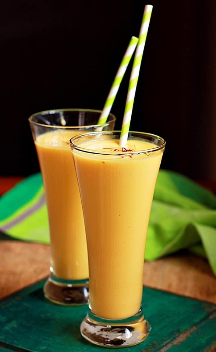 mango lassi recipe how to make mango lassi recipe