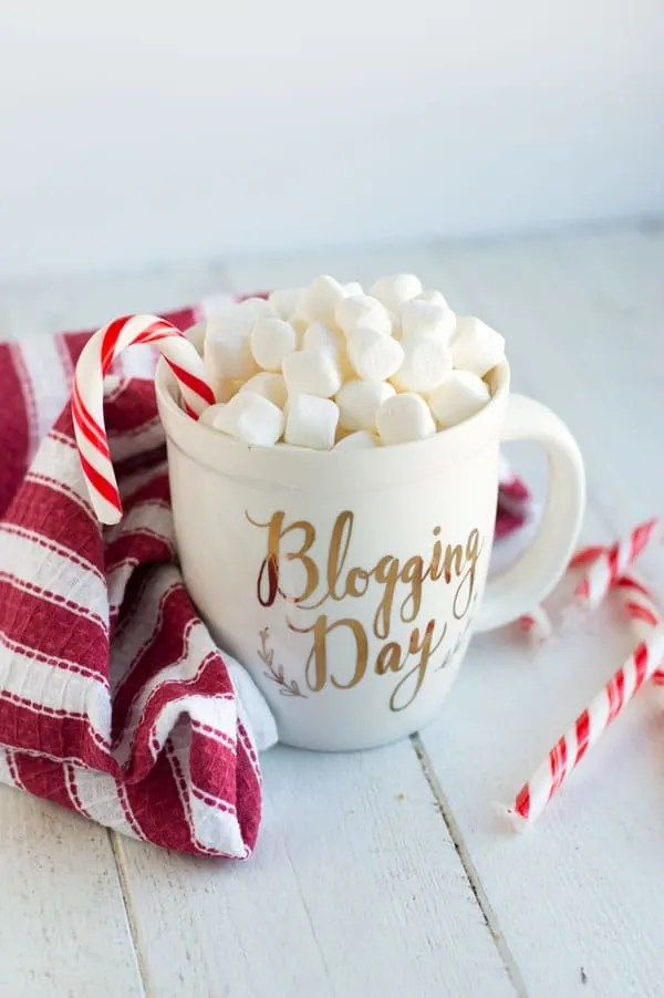 microwave hot chocolate from scratch