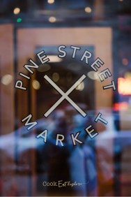 Pine Street Market Outside Door