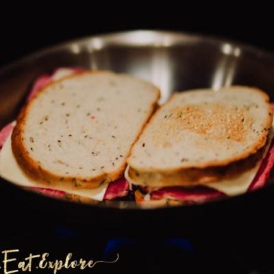 Heitkamp Family Sandwich Extravaganza