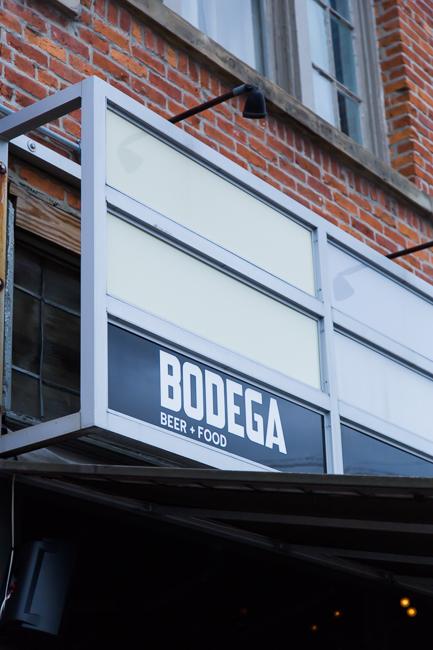 Brunch at Bodega