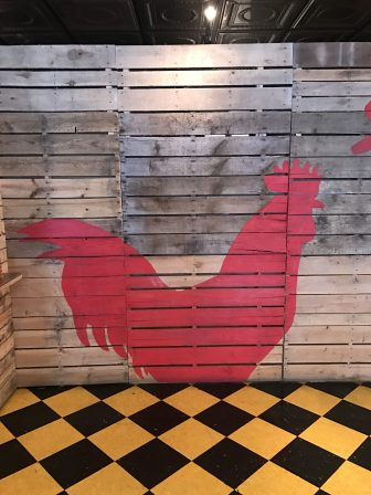 The chicken at the North Market location.