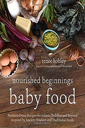 Nourished beginnings baby food nutrient dense recipes for infants nourished beginnings baby food nutrient dense recipes for infants toddlers and beyond inspired by renee kohley 1624143016 format epub cook ebooks forumfinder