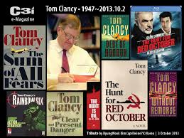 TOMCLANCY Booksale