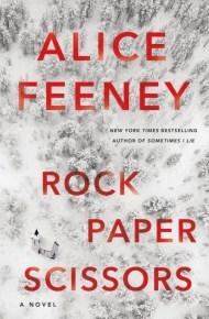 Rock, Paper, Scissors - Alice Feeney