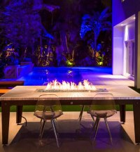 Ultimate High End Luxury Fire Pit Tables - Cooke Furniture