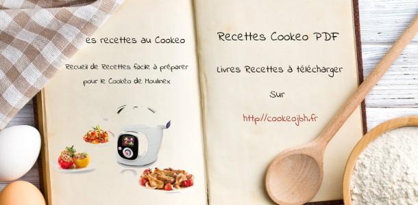 Livre Recettes Cookeo PDF