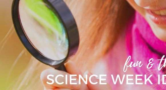 11 fun and thrifty ideas for Science Week