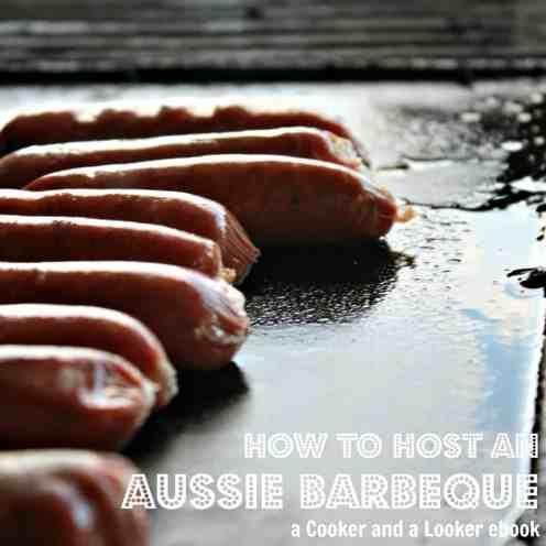 How to Host an Aussie BBQ