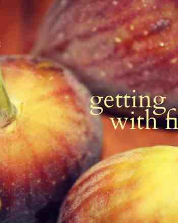 figs, recipe, sauce