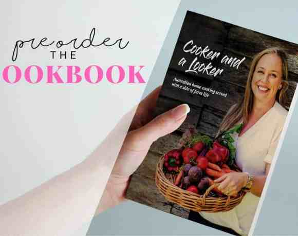 pre-order the cookbook