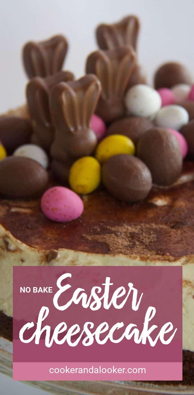 easter cheesecake, easter egg cheesecake