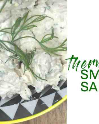 smoked salmon dip thermomix