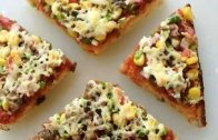 Bread Pizza – Home Made Indian Food & Recipes.