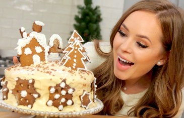 Magical Christmas Cake - Cooking Videos.