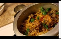 Chicken Biryani in Pressure Cooker Recipe