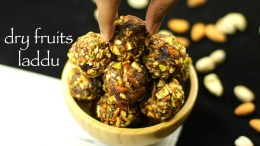 Dry Fruits Laddu Recipe – Sugar Free Ladoo