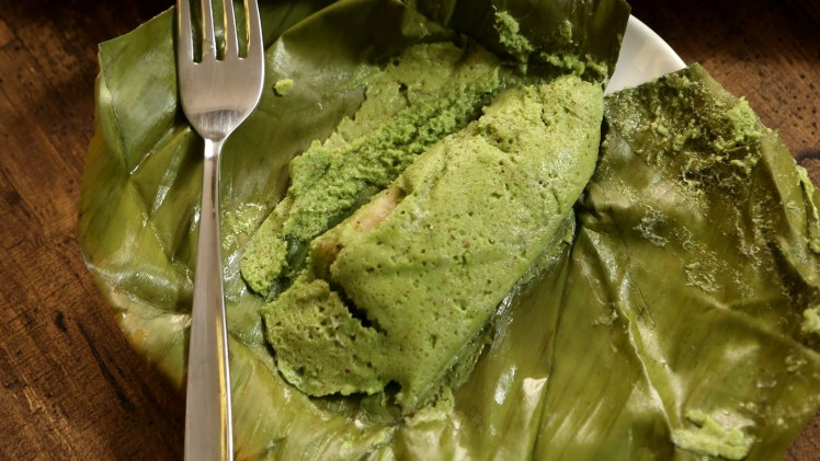 Patrani Macchi Recipe – Fish and Chutney in Banana Leaves