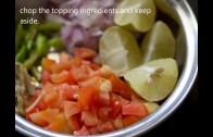 Matar kulcha recipe – How to make matar kulcha recipe