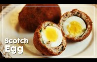 Scotch Eggs Recipe – Crispy Mince Wrapped Soft Boiled Egg