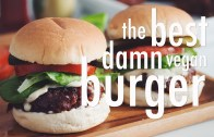 THE BEST DAMN VEGAN BURGER – Hot for food
