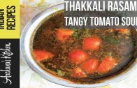 Tomato Rasam Recipe  – South Indian Recipes by Archanas Kitchen