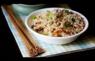 Veg fried rice recipe – How to make veg fried rice – Vegetable fried rice