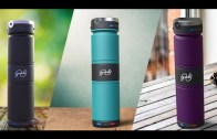 5 New Innovative Water Bottles Keep You Hydrated