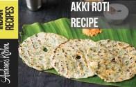 Akki Rotti Recipe – Indian Breakfast Recipes by Archana's Kitchen