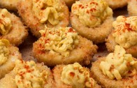Deep – Fried Deviled Eggs