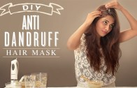 DIY – How To Get Rid Of Dandruff – Hair Mask – Home Remedy