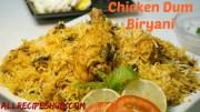 Easy Chicken Dum Biryani – Hyderabadi Chicken Biryani – Chicken Biryani Restaurant Style