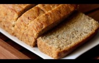 Eggless banana bread  – How to make eggless banana bread – Best banana bread recipe
