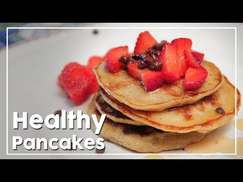 Healthy Pancakes – Perfect Breakfast Recipe – My Recipe Book By Tarika Singh
