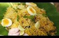 How to make Fish Biryani – Biryani Recipe – The Bombay Chef – Varun s Getaway