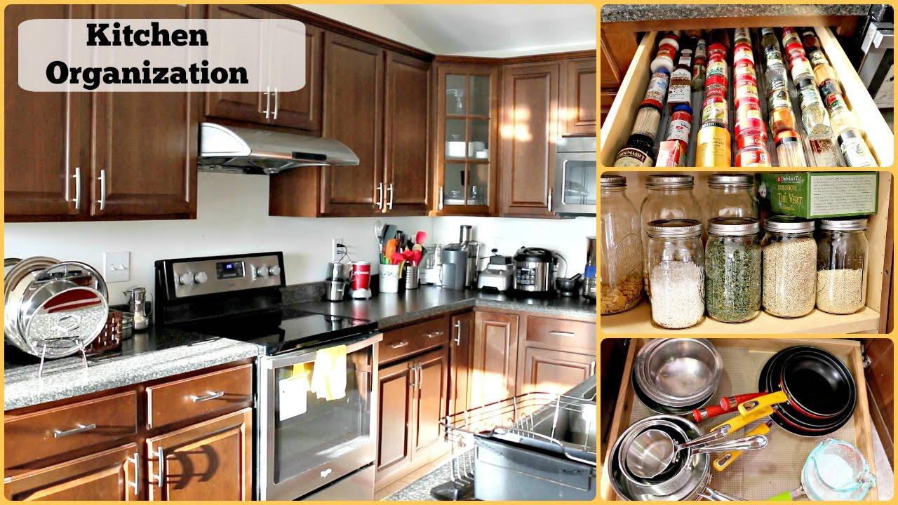 Indian Kitchen Organization Ideas Kitchen Tour Kitchen
