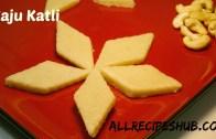 Kaju Katli Recipe – Kaju barfi – How to make Kaju Katli – Diwali Special  3