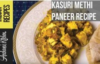 Kasuri Methi Paneer Recipe – North Indian Recipe By Archana's Kitchen