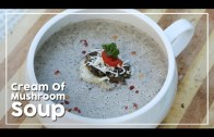 Mushroom Soup – Easy Healthy & Quick To Make Soup Recipe