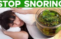 Natural Home Remedies For Snoring – How to Stop Snoring