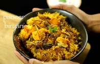 Paneer biryani recipe – Easy paner biryani recipe