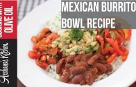 Red Bean Mexican Burrito Bowl Recipe – Roz Ka Khana With Figaro Olive Oil