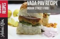 Vada Pav Recipe – Indian Snack Recipes by Archana's Kitchen