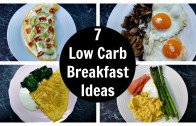 7 Low Carb Breakfast Ideas – A Week Of Keto Breakfast Recipes