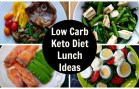 7 Low Carb Lunch Ideas – Keto Diet Lunch Recipes