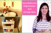 Bathroom Organization And Storage Ideas – Unfurnished Bathroom