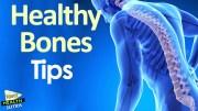 Bone Health – Tips to keep your Bones Healthy – Body Health Tips