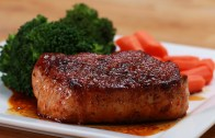 Easy Glazed Pork Chops