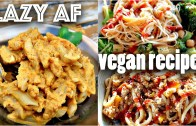 EASY VEGAN RECIPES FOR LAZY PEOPLE – 10 minute dinners